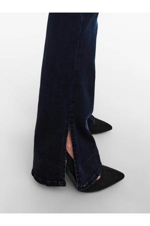 flared jeans ONLHUSH blue black denim