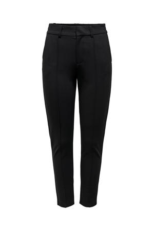 regular fit pantalon ONLPOPTRASH zwart