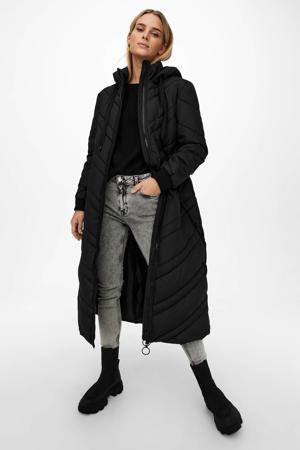 gewatteerde jas JDYSKY zwart