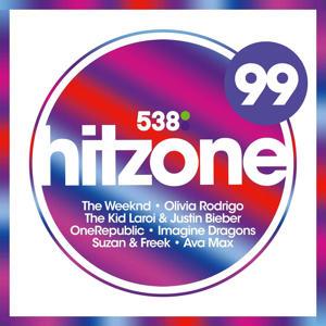 Various Artists - 538 Hitzone 99 (CD)