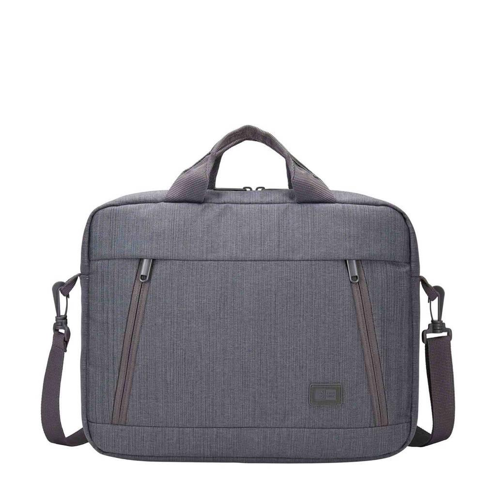 Case Logic Huxton Attaché 13.3 inch laptoptas (grijs), Grijs