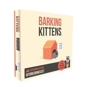 Barking Kittens NL uitbreidingsspel