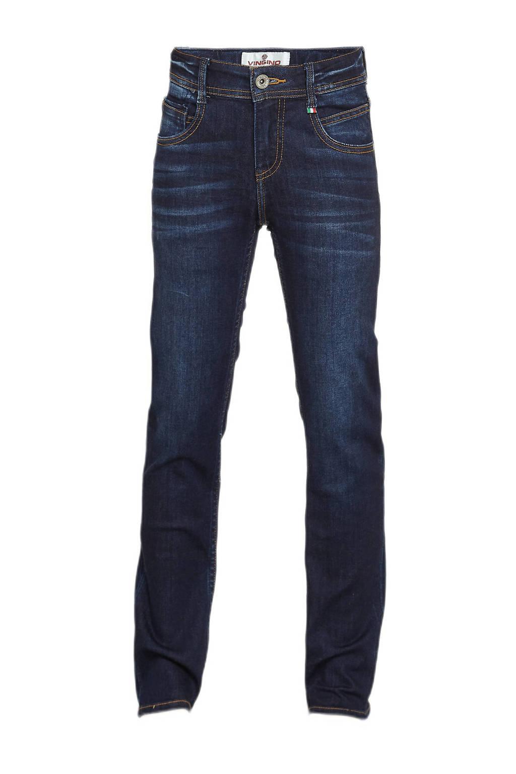 Vingino regular fit jeans Benvolio mid blue wash, Mid Blue Wash