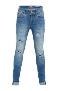Vingino skinny jeans Alessandro crafted blue vintage