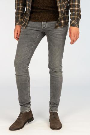 slim fit jeans RISER light grey wash
