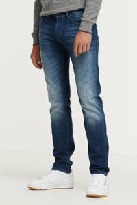 Vanguard slim fit jeans V7 Rider new blue electric, New Blue Electric