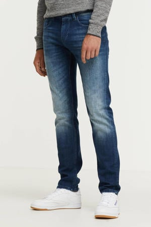 slim fit jeans V7 Rider new blue electric