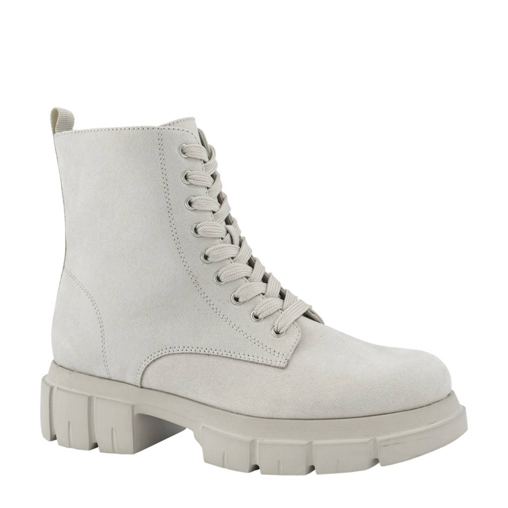 Oxmox   veterboots off white, Beige / Off white
