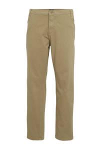 C&A XL regular fit broek bruin, Bruin