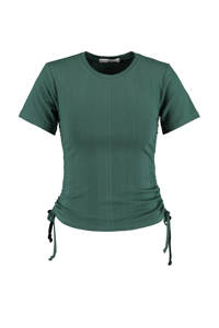 America Today T-shirt bottle green