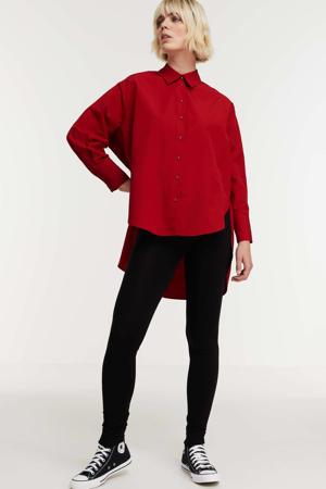 blouse Moba-sh1 rood