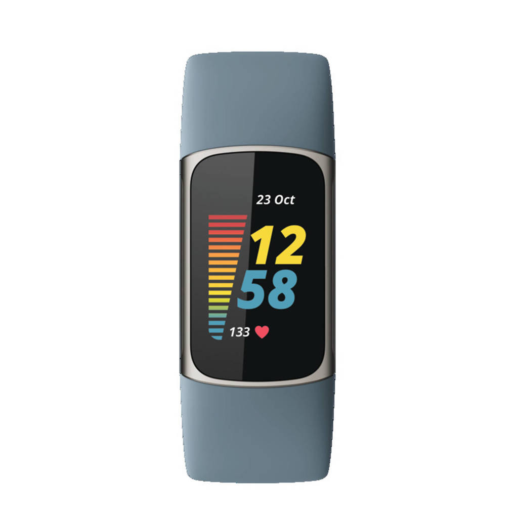 Fitbit Charge 5 (blauw), Blauw