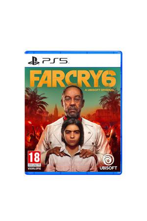 Far Cry 6 Standaard Editie (PlayStation 5)