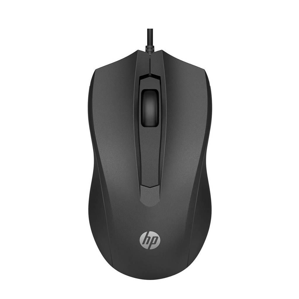 HP 100, Zwart