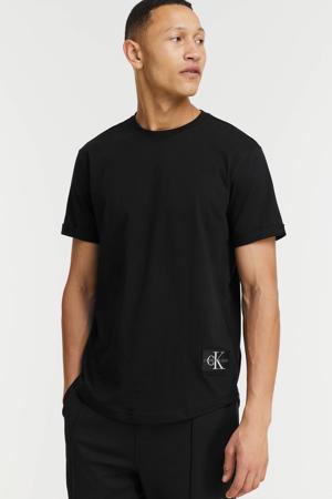 T-shirt van biologisch katoen black