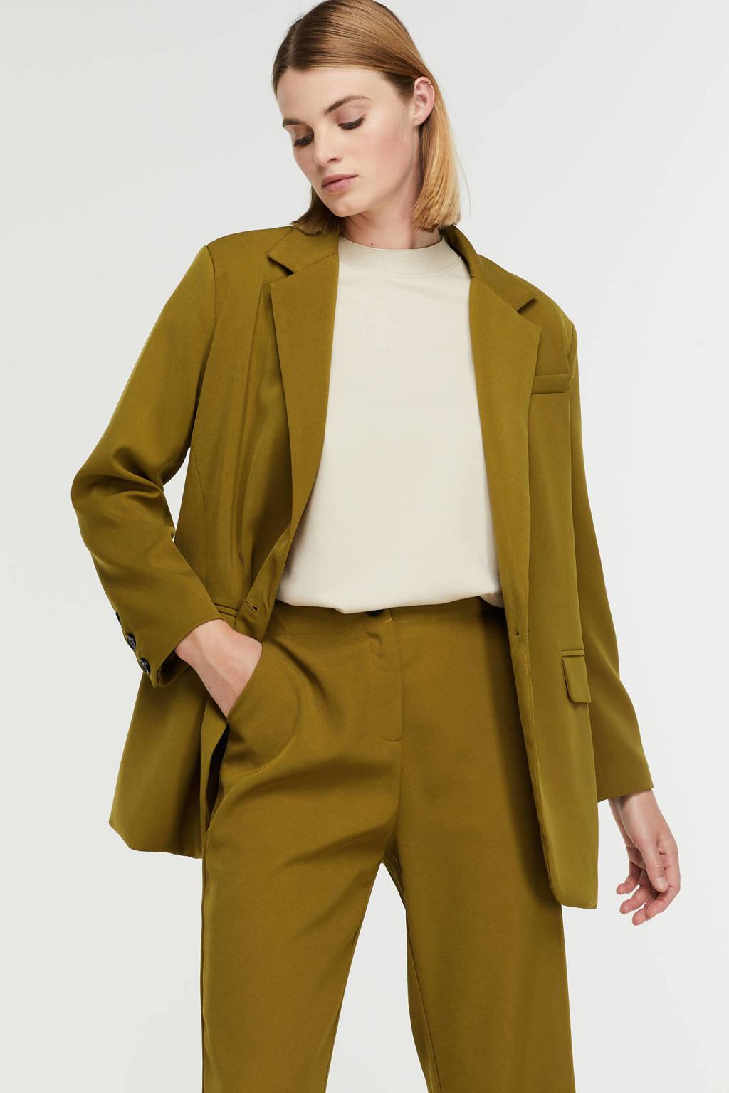 Ydence oversized blazer Maisie olive, Olive