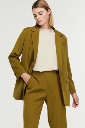 oversized blazer Maisie olive
