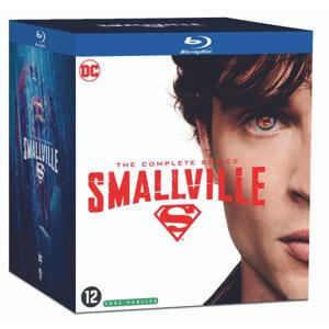 Smallville - Complete series (Blu-ray)