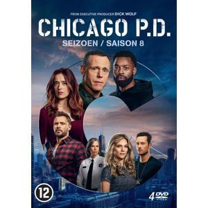 Chicago PD - Seizoen 8 (DVD)