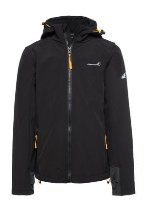 kids outdoor jas zwart