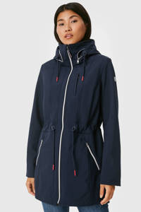 C&A The Outerwear outdoor jas donkerblauw, Donkerblauw