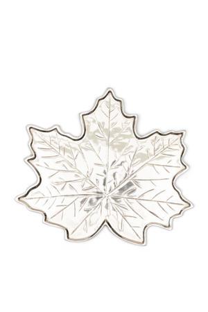 decoratie schaal Maple Leaf