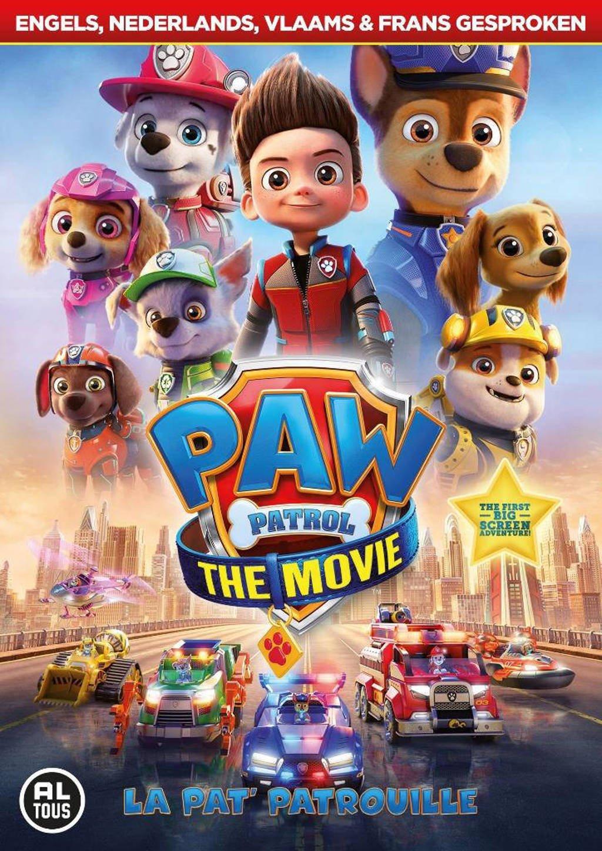 Paw Patrol - The Movie (DVD)