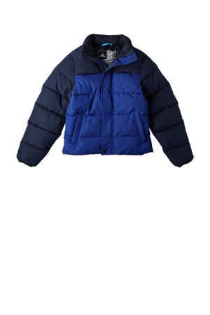 outdoor jas Charged blauw/donkerblauw