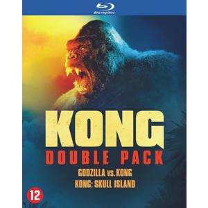 Kong - Skull Island + Godzilla vs Kong (Blu-ray)