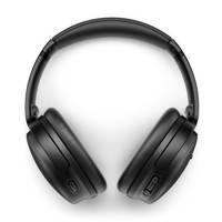Bose QuietComfort 45 draadloze over-ear hoofdtelefoon (zwart), Zwart