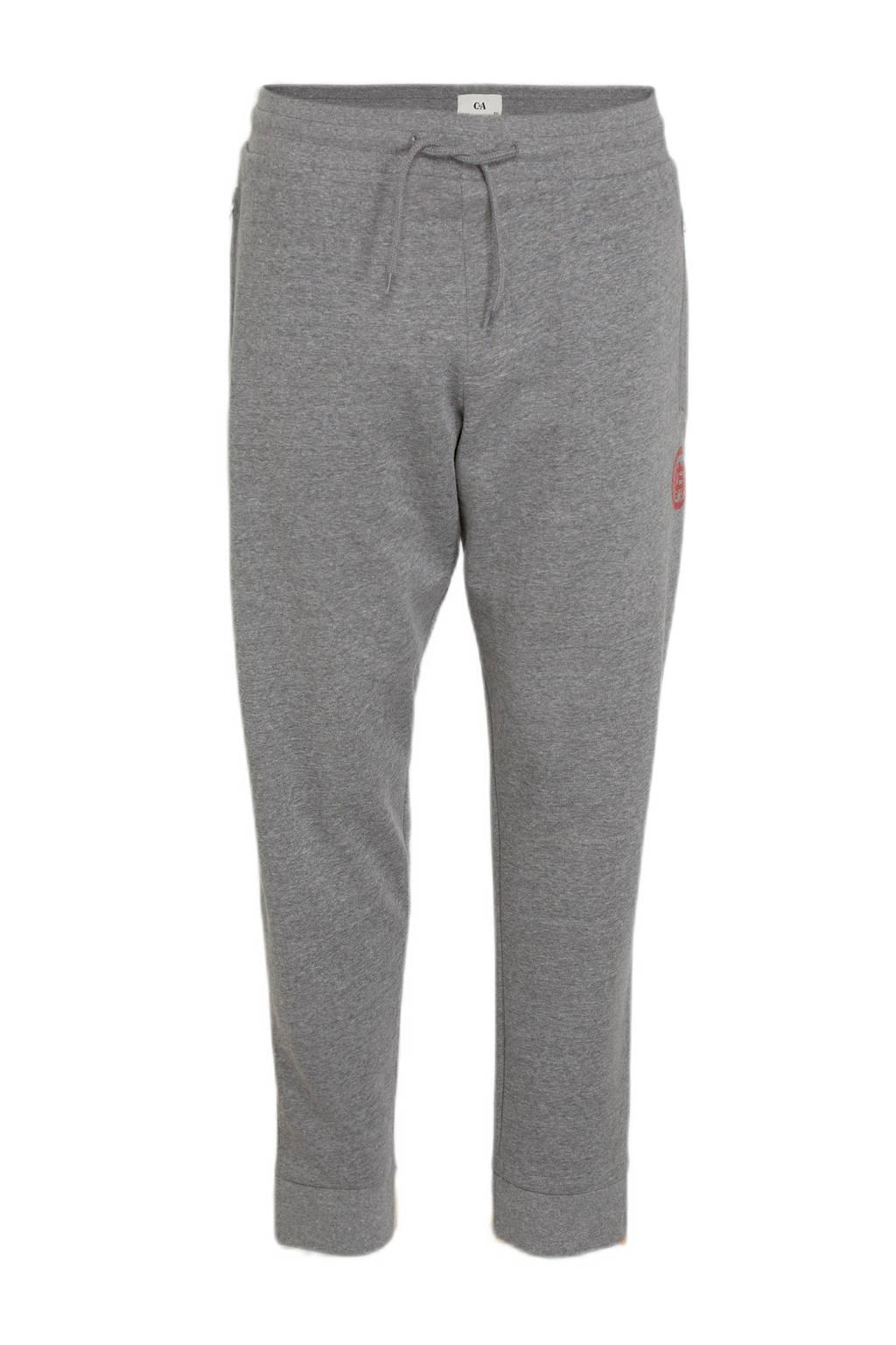 C&A XL regular fit broek grijs, Grijs