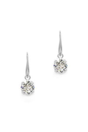 sterling zilveren oorbellen Ava Drop