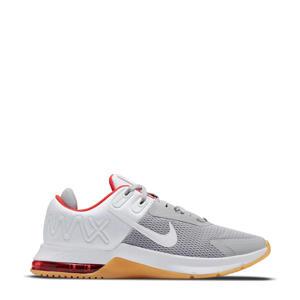 Air Max Alpha Trainer 4 fitness schoenen lichtgrijs/wit/rood