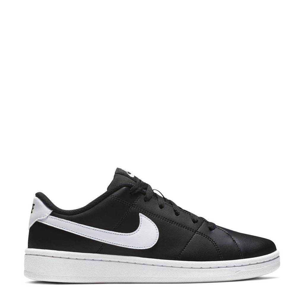 Nike Court Royale 2 sneakers zwart/wit, Zwart/wit