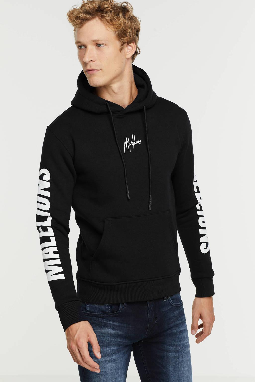 Malelions hoodie met logo 314 - navy, 314 - Navy