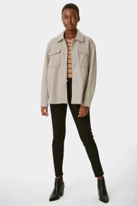 C&A The Outerwear shacket beige, Beige