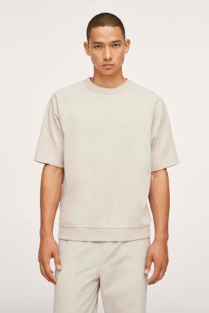 T-shirt lichtbeige