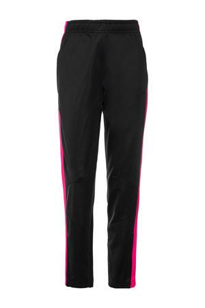 trainingsbroek zwart/roze