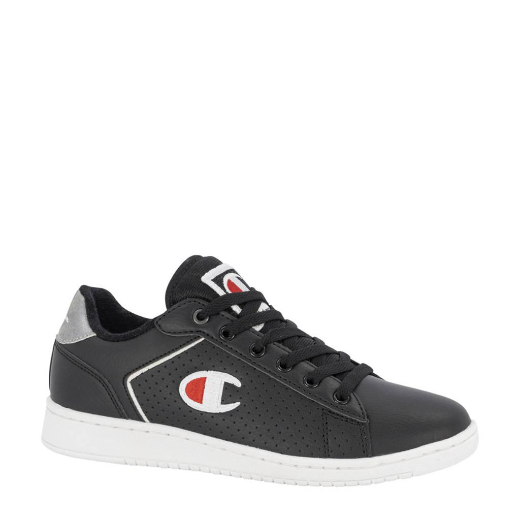 Champion Madison A Women Low  sneakers zwart/zilver, Zwart/zilver