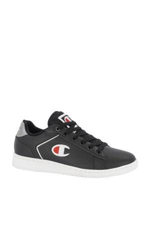 Madison A Women Low  sneakers zwart/zilver