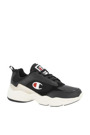 Akron Women Low  chunky sneakers zwart