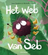 Het web van Seb - Joan Sanders