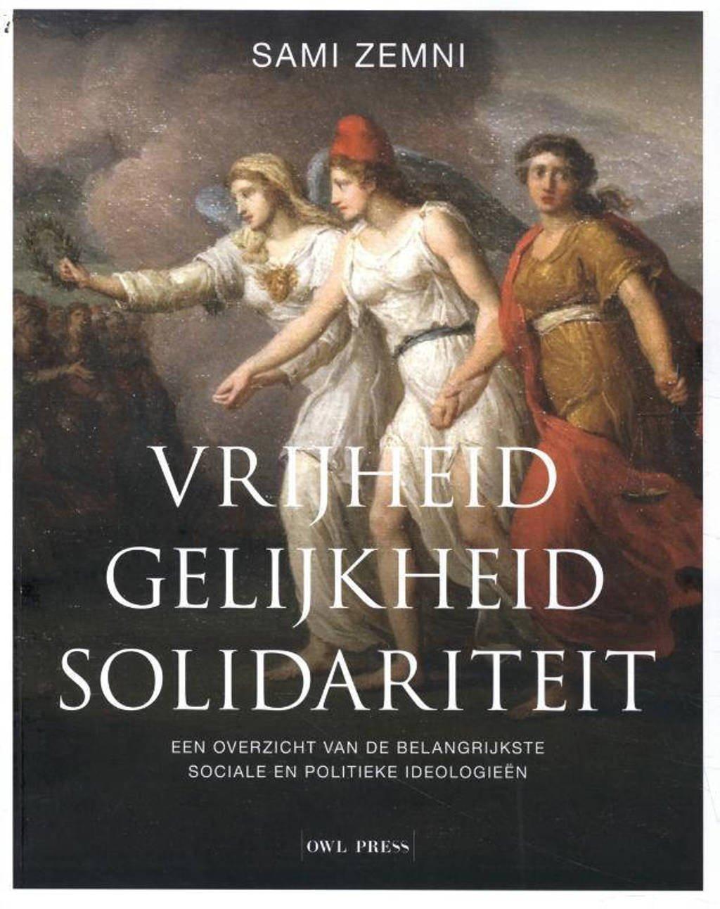 Vrijheid, gelijkheid, solidariteit - Sami Zemni