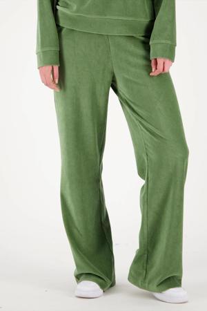 regular fit broek STERLE groen