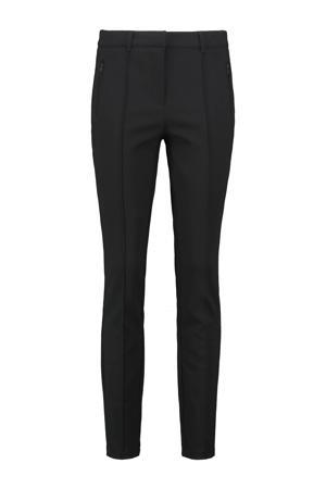 skinny pantalon zwart