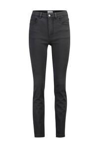 Claudia Sträter slim fit jeans antraciet, Antraciet