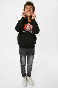 C&A regular fit jeans zwart, Zwart