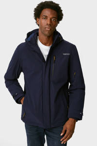 C&A jas donkerblauw, Donkerblauw
