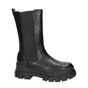 Aspha CLF  chunky chelsea boots zwart