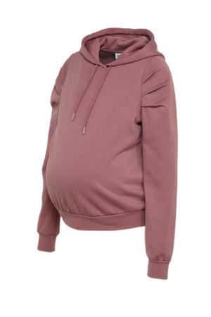 zwangerschapshoodie OLMSWEET roze